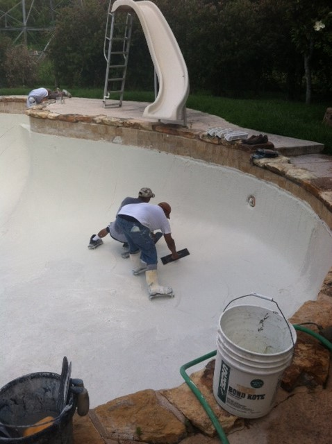 "Pearland Pool: ""Complete Restoration"" (Drain, Clean, Re-Plaster..)"