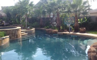 Lazy River Pool System in your backyard? …check! We can do that!